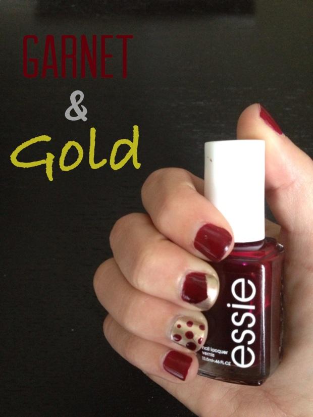 Garnet and Gold