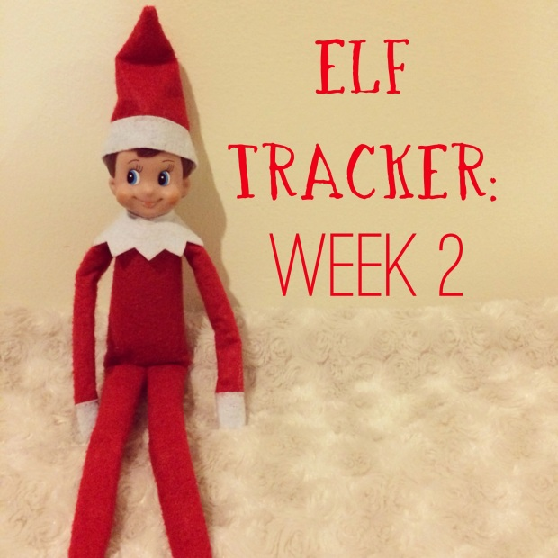 Elf Tracker Week 2