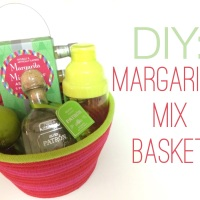 DIY: Margarita Mix Basket